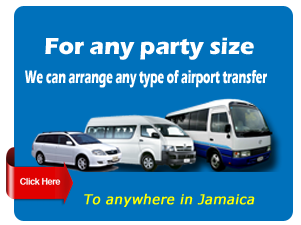 Jamaica airport transfer