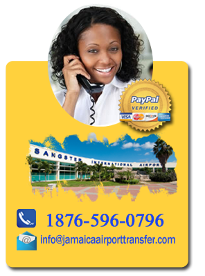 Jamaica airport taxi