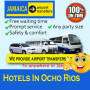 airport taxi to ocho rios