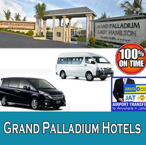 Airport Transfer to Grand Palladium